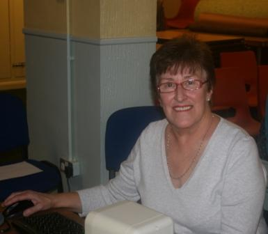 Pam Fox, compiler and computer genius