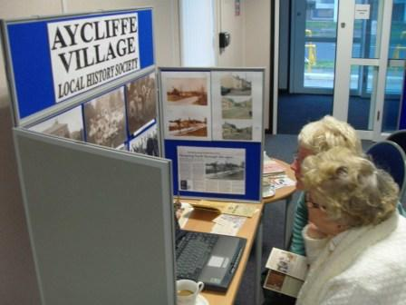 Newton Aycliffe Library History Event
