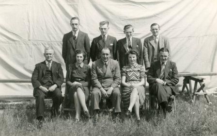 ROF Electrical Engineers, Aycliffe 1943