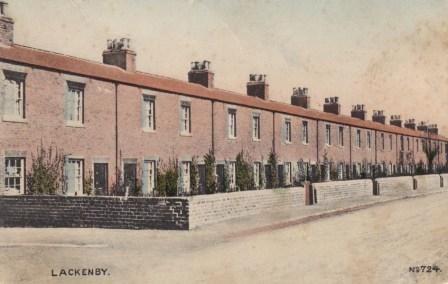 Lackenby, Yorkshire, 1907