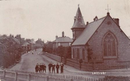 Lazenby, next village to Lackenby, early 1900s