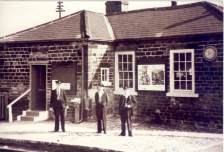 Heighington Station, 1950s