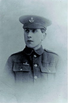 John Liddle WW1