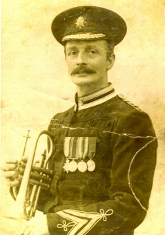 John Lowery WW1